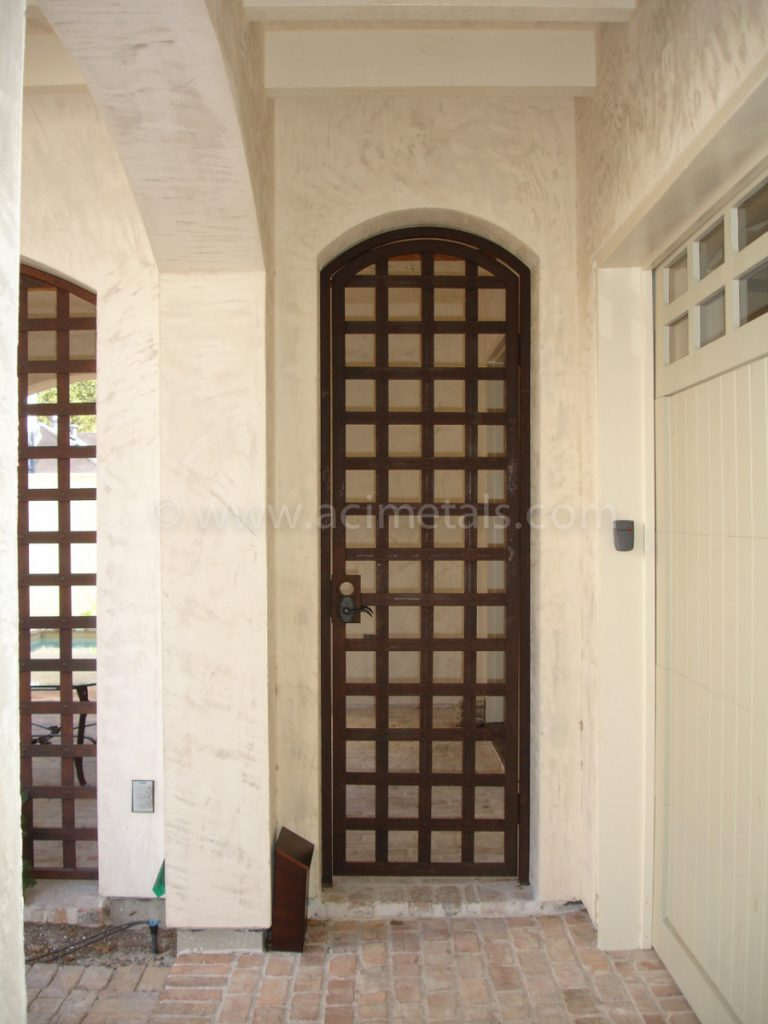 Best Wine Cellar-ACI-Metal-Works-WineCellar_08 & Wine Cellar Doors | ACI Metalworks